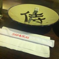 Photo taken at Samurai by Aida on 3/27/2013