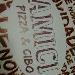 Photo taken at Amici Pizza & Cibo by Danilo P. on 7/31/2014