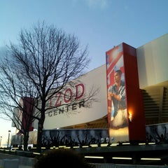 Photo taken at IZOD Center by Kristen C. on 3/23/2013