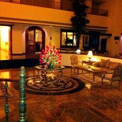 Photo taken at Hyatt Regency Merida by Luis on 2/9/2013