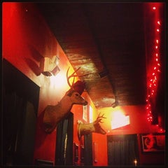 Photo taken at Red Fez by Melanie S. on 7/25/2013