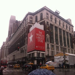 Photo taken at Macy's by Andrey on 3/19/2013