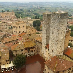 Photo taken at Torre Grossa by Angelo Z. on 9/13/2015