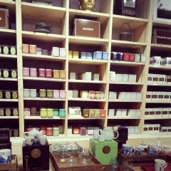 Photo taken at Harney & Sons by Monica on 7/25/2013