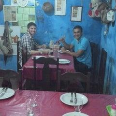 Photo taken at Bar do Brilhozinho by Adeildo A. on 9/5/2014
