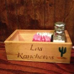 Photo taken at Los Rancheros by Juan on 1/5/2013