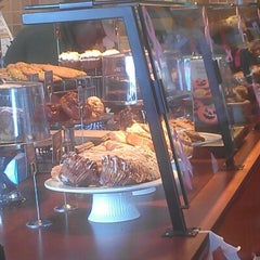Photo taken at Panera Bread by Kashia K. on 10/7/2012