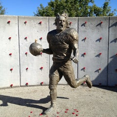 Photo taken at University of Phoenix Stadium by Melissa H. on 12/16/2012