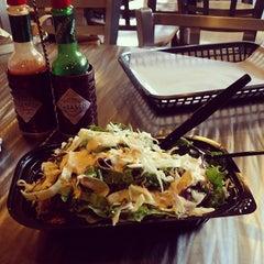Photo taken at Burrito Libre by Ken V. on 8/3/2014