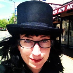 "Photo taken at Berkeley Hat Company by Danielle ""Norm"" F. on 4/11/2013"