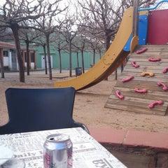 Photo taken at El Casalet de Valldoreix by Irene B. on 1/19/2014