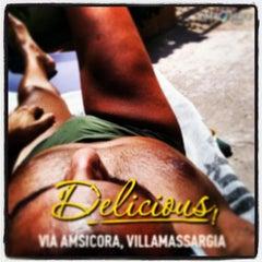 Photo taken at villamassargia by Alessandro P. on 6/26/2013