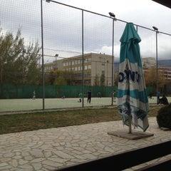 Photo taken at Спортен Клуб Младост by Metodi on 10/28/2012