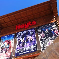 Photo taken at Cine Hoyts by hector G. on 6/1/2013