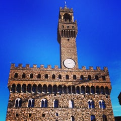 Photo taken at Piazza della Signoria by Andrea on 1/3/2013