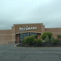 Photo taken at PetSmart by Jennifer S. on 10/2/2012