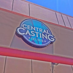 Photo taken at Central Casting by Nikki K. on 6/22/2013