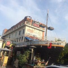 Photo taken at Cafe Jack by Offbeat L.A. on 3/21/2016