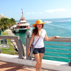 Photo taken at Cancún by Samantha G. on 7/25/2013