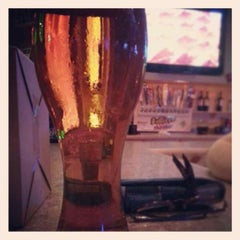 Photo taken at Bullseye Bar And Grill by Shawn H. on 8/31/2013