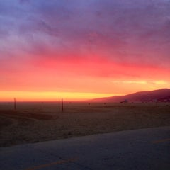 Photo taken at Beach Life Guard Post 18 by Dawn S. on 8/4/2014