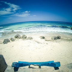 Photo taken at Isla Mujeres by Dmitry F. on 6/27/2013