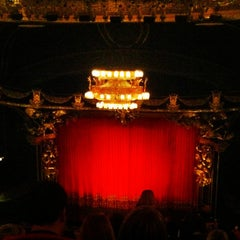 Photo taken at Majestic Theatre by Paul F. on 11/28/2012