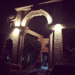 Photo taken at Syrian Club Restaurant by Aleksandra K. on 3/23/2013