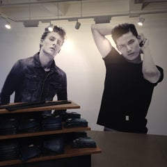 Photo taken at Calvin Klein Jeans by Chuy A. on 4/24/2014
