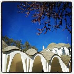 Photo taken at Parc de Sant Jordi by Anna J. on 4/12/2013