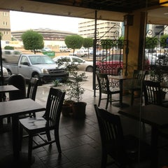 Photo taken at Caribou Coffee by Omar on 12/20/2012