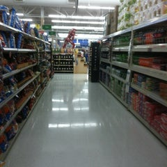Photo taken at Walmart Supercenter by Sally on 1/25/2013