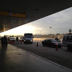 Photo taken at Terminal D (Delta Terminal) by Libby on 12/7/2012