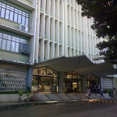 Photo taken at University of San Carlos / USC-TC - Bunzel Building by Edu F. on 7/25/2013