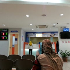 Photo taken at Bank Rakyat by M Kamil A. on 8/30/2013