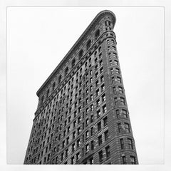 Photo taken at Flatiron Building by John on 11/13/2012