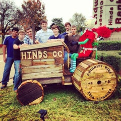 Photo taken at Hinds Community College Rankin by Hinds C. on 12/6/2012