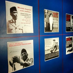 Photo taken at Museum Gedung Joang '45 by Imam P. on 9/20/2014