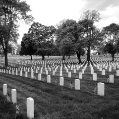 Photo taken at Wood National Cemetery by Mike C. on 5/26/2014