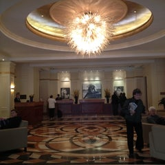 Photo taken at Conrad Indianapolis by Katy C. on 11/17/2012