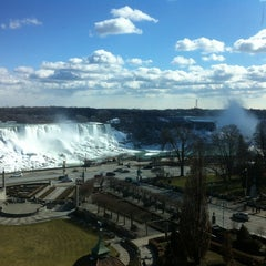 Photo taken at Sheraton on the Falls Hotel by Ashu on 3/23/2013