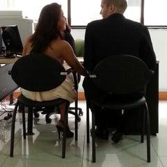 Photo taken at Registro Civil by LuisFe S. on 1/5/2013