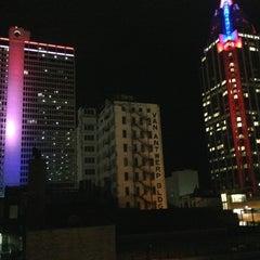 Photo taken at Hampton Inn & Suites Mobile Downtown by Joseph on 2/19/2013