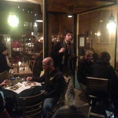 Photo taken at Pizzetta 211 by Patrick C. on 1/13/2013