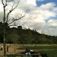 Photo taken at Laurel Canyon Dog Park by Paul A. on 4/17/2011