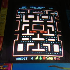 Photo taken at Brunswick Zone - Lowell by Joanna S. on 1/19/2012