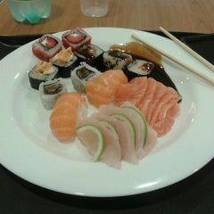 Photo taken at Kiai Sushi by Eduardo M. on 5/24/2012