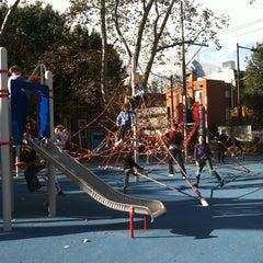 Photo taken at Seger Park by Jenna on 11/5/2013
