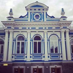 Photo taken at Театр юного зрителя by Цветана Г. on 10/31/2012