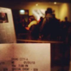 Photo taken at Landmark Century Centre Cinema by Vintage B. on 2/1/2013